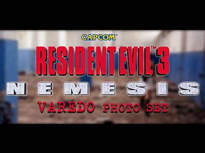 Resident evil 3 tribute