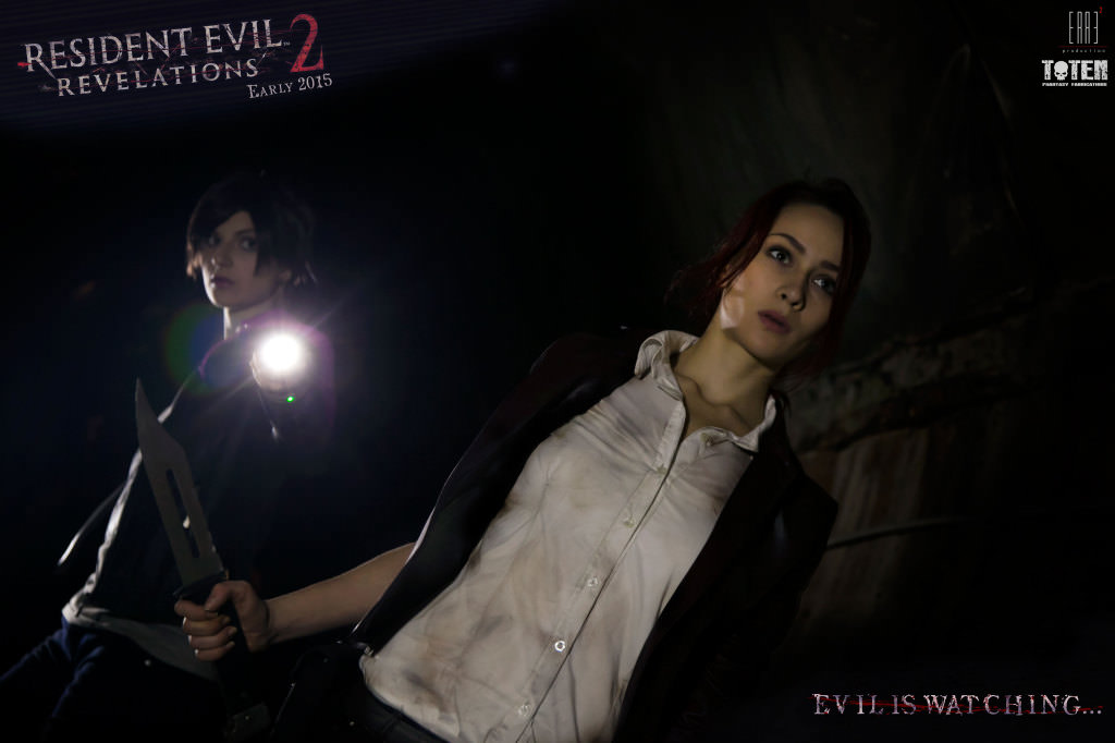 resident evil revelations 2 poster 1 fan movie