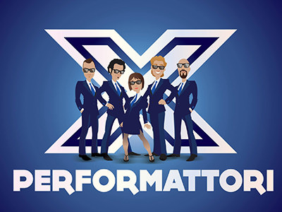 Experience convention 2016 by Performattori