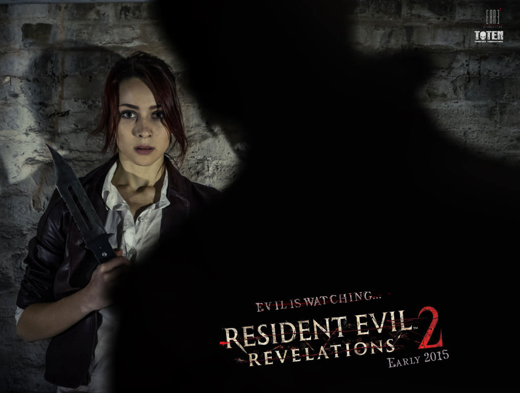 evil-is-watching-resident evil revelations 2 poster 2 fan movie
